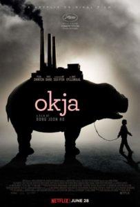 """""""Okja"""" Teaser Poster"""