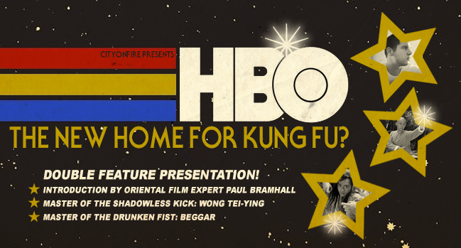 HBO: The New Home of Kung Fu?