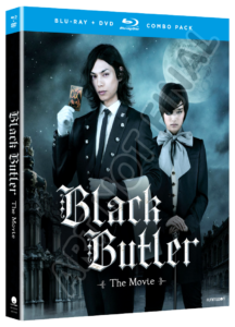 Black Butler | Blu-ray & DVD (Funimation)