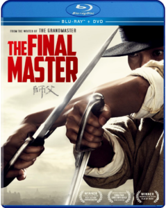 The Final Master | Blu-ray & DVD (Well Go USA)