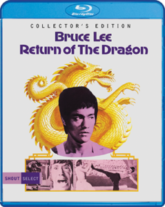 Return of the Dragon: Collector's Edition | Blu-ray (Shout! Factory)
