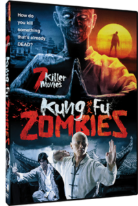 Kung Fu Zombies | DVD (Mill Creek Entertainment)
