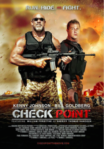 """""""Check Point"""" Theatrical Poster"""