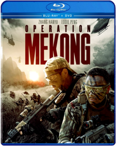 Operation Mekong | Blu-ray & DVD (Well Go USA)