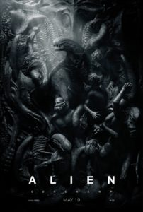 """""""Alien: Covenant"""" Teaser Poster"""