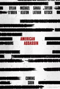 """American Assassin"" Teaser Poster"