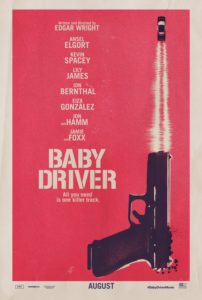 """""""Baby Driver"""" Teaser Poster"""