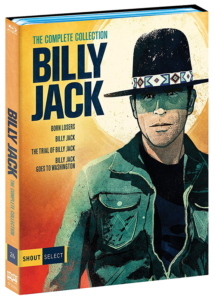 The Complete Billy Jack Collection | Blu-ray (Shout! Factory)