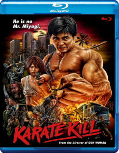 Karate Kill | Blu-ray & DVD (Petri Entertainment)