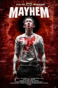 """Mayhem"" Theatrical Poster"