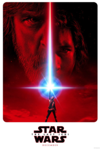 """Star Wars: The Last Jedi"" Teaser Poster"