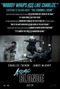 """Atomic Blonde"" Teaser Poster"
