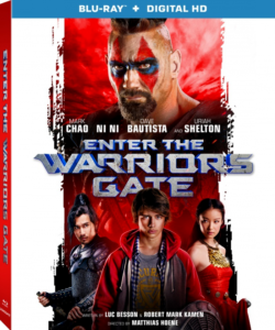 Enter the Warrior's Gate | Blu-ray & DVD (Lionsgate)
