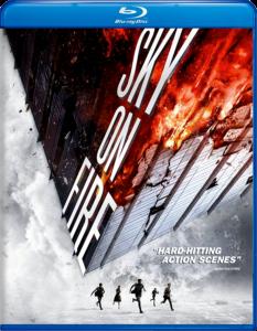 Sky on Fire | Blu-ray & DVD (Well Go USA)