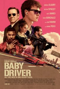 """Baby Driver"" Theatrical Poster"