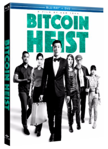 Bitcoin Heist | Blu-ray & DVD (Well Go USA)