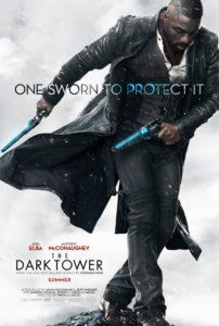 """The Dark Tower"" Teaser Poster"