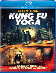 Kung Fu Yoga | Blu-ray & DVD (Well Go USA)