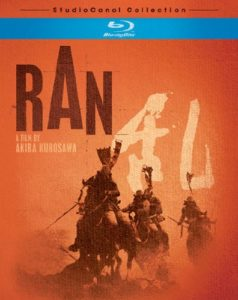 Ran | Blu-ray (StudioCanal Collection)