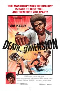 """Death Dimension"" Theatrical Poster"