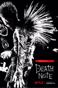 """Death Note"" Poster"
