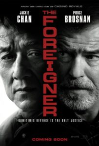 """The Foreigner"" Theatrical Poster"