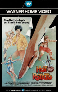 """Hot Potato"" VHS Cover"