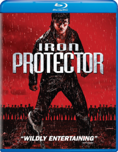 Iron Protector | Blu-ray & DVD (Well Go USA)