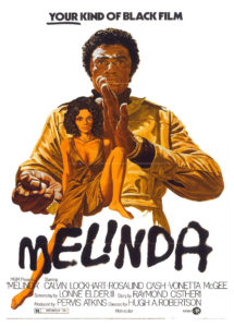 """Melinda"" Theatrical Poster"