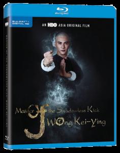 Master of the Shadowless Kick: Wong Ke | Blu-ray & DVD (Warner)
