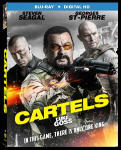Cartels | aka Killing Salazar | Blu-ray & DVD (Lionsgate)
