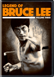 Legend of Bruce Lee: Volume Three | DVD (Well Go USA)