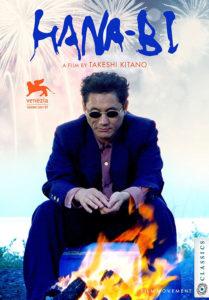 Hana-Bi | Blu-ray & DVD (Film Movement)