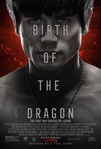 """Birth of the Dragon"" Theatrical Poster"