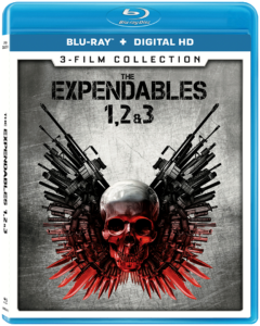The Expendables Collection | Blu-ray (Lionsgate)