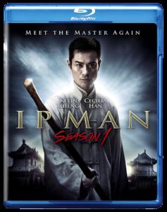 Ip Man: Season 1 | Blu-ray & DVD (Cinedigm)