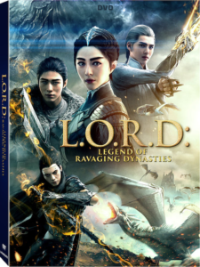 L.O.R.D: Legend of Ravaging Dynasties | DVD (Lionsgate)