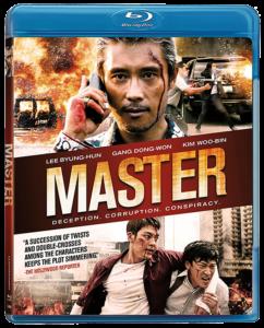 Master | Blu-ray & DVD (Sony)