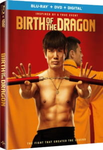 Birth of the Dragon | Blu-ray & DVD (Universal)