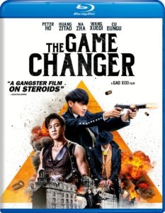 The Game Changer | Blu-ray & DVD (Well Go USA)