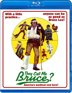 They Call Me Bruce | Blu-ray (Kino Lorber)