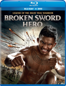 Broken Sword Hero | Blu-ray & DVD (Well Go USA)