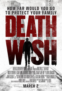 """Death Wish"" Theatrical Poster"