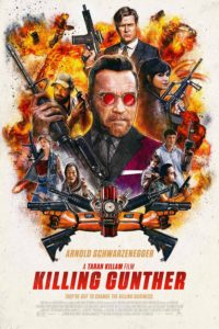 """""""Killing Gunther"""" Theatrical Poster"""