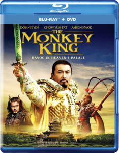 The Monkey King | Blu-ray (Cinedigm)