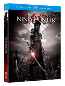 Ninja Hunter | Blu-ray & DVD (Funimation)