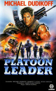 """Platoon Leader"" Theatrical Poster"