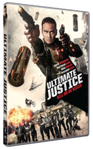 Ultimate Justice | DVD (Sony)