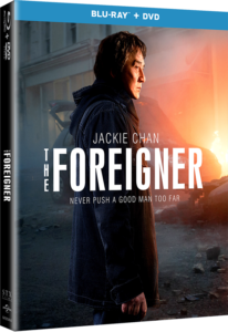 The Foreigner | Blu-ray & DVD (Universal)