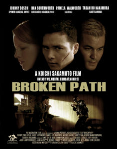 """Broken Path"" Promotional Poster"
